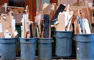 Construction Waste Removal Los Angeles
